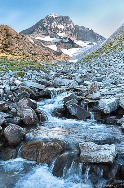 McGee Creek, Mount Hood, Oregon