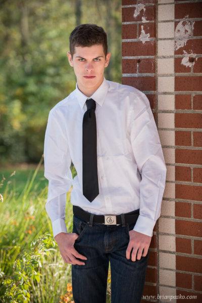 how to look handsome in high school