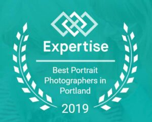 Best portrait photographer Portland 2018